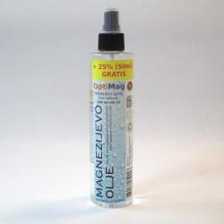 OptiMag magnezijevo olje 250 ml - informirano