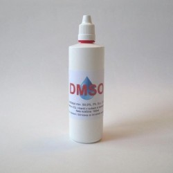DMSO (dimetilsulfoksid) 99,9% 100ml